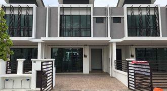 2 storey, Saujana KLIA, Kota Warisan, Sepang