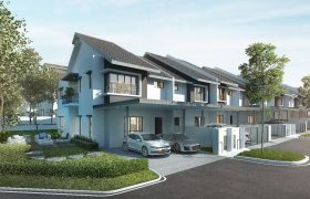 2-storey Terrace House NEW TOWNSHIP near Seremban 2 @Iringan Bayu