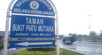 TAMAN BUKIT PIATU MUTIARA TERES DUA TINGKAT FULLY FURNISHED