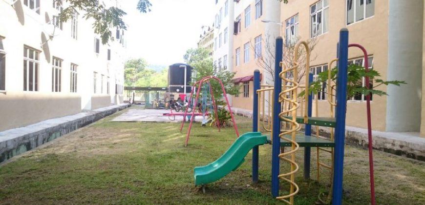 Aparment Bukit Beruang Murni Melaka Tingkat 3