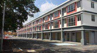 Salak Perdana Business Park, Salak Perdana