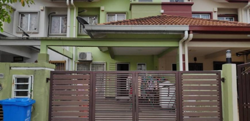 FREEHOLD Double Storey Setia Alam