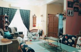 DOUBLE STOREY BANDAR PUTERI KLANG FULLY RENOVATED!