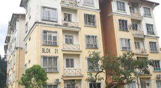 FREEHOLD Apartment Seroja Bukit Jelutong Shah Alam
