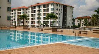 Apartment Residensi Warnasari 2 Puncak Alam