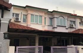 DOUBLE STOREY, BANDAR PUTERI KLANG VERY GOOD DEAL!