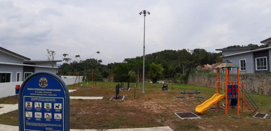 Semi D Satu Tingkat Taman Sentosa Indah Paroi Seremban NEW Below MV