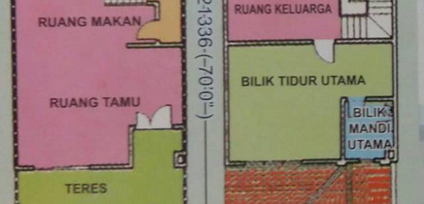 2 storey, Taman Banting Baru, Banting