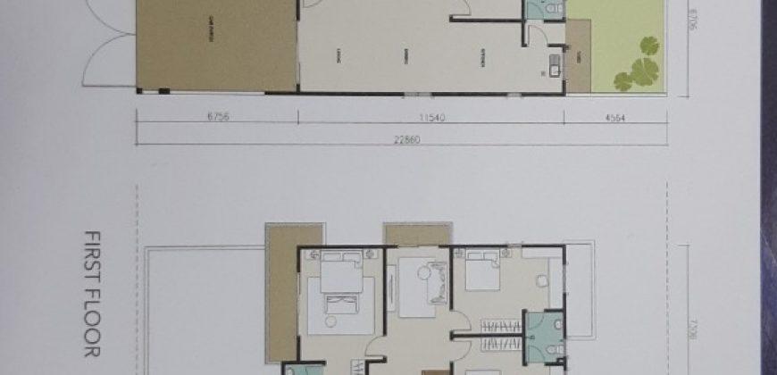 2 storey, UnderCon, Impiana Villa, Taman Tuanku Jaafar, Senawang