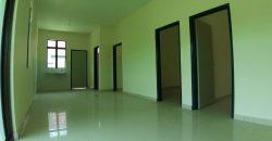 Corner Lot Rumah Teres 1-tingkat Taman Krubong Jaya Melaka RUMAH BARU
