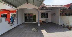Taman Bukit Rambai Rumah Teres Satu Tingkat Sebelah SRA JAIM TAMAN BUKIT RAMBAI