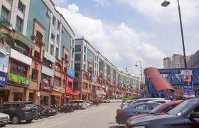 Pejabat utk dijual Pelangi Square , Persiaran Surian, PJ
