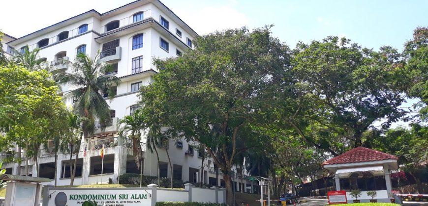 Sri Alam Condo Sek 13 Shah Alam