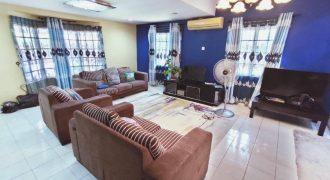 CORNER LOT Double Storey Terrace Seksyen 8 Bandar Baru Bangi
