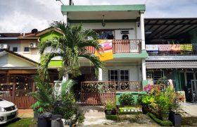 FULLY RENO 2 Storey Terrace, Bandar Bukit Mahkota