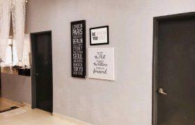 Rumah Teres Setingkat Taman Bunga Raya, Bandar Baru Salak Tinggi