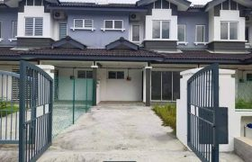 Double Storey Terrace Idaman Warisan, Bandar Puncak Alam