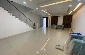 Double Storey Terrace Dahlia Cahaya Alam, Seksyen U12 Shah Alam FOR RENT